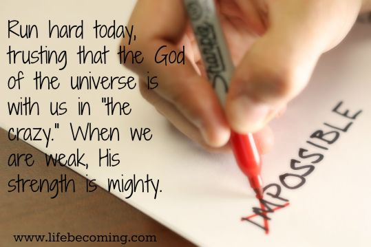 God With Us In The Crazy Blog Photo